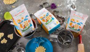 Amorbombi farina per bambini del molino moras