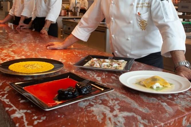 grand hotel tremezzo: o piatti iconici di Marchesi