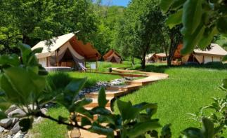 glamping in slovenia: maribor