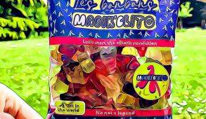 caramelle a forma di clitoride per una sana e giocosa educazione sessuale