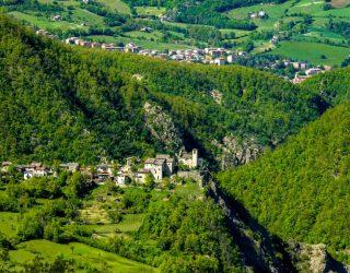 10 borghi più belli in italia dal Piemonte alla Sardegna. Alta Val trebbia