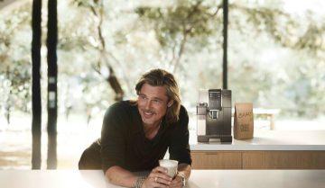 Brad Pitt Ambassador De' Longhi
