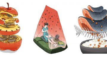 letteratura cibo narrazione