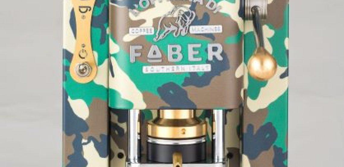 Milano Design Week 2021 Faber Coffee