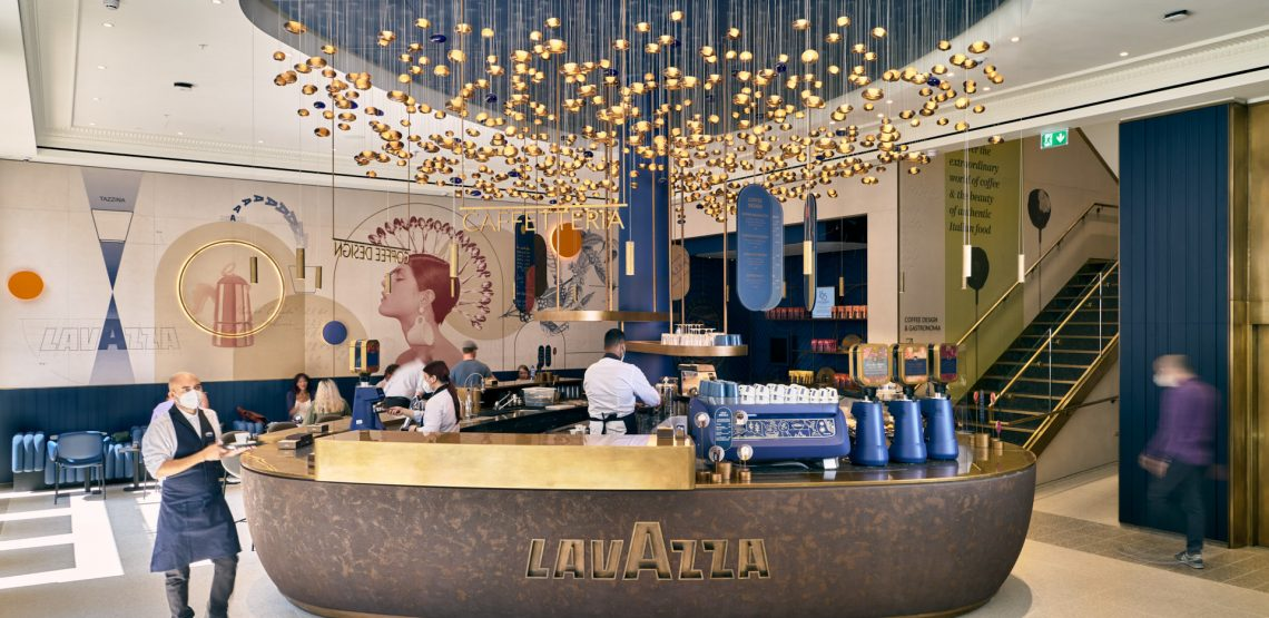 Flagship Store Lavazza