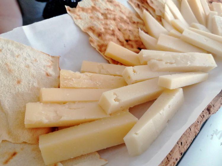 Il formaggio di Fogu