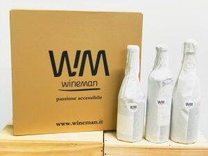 wineman che cosa contengono le box di vino francese