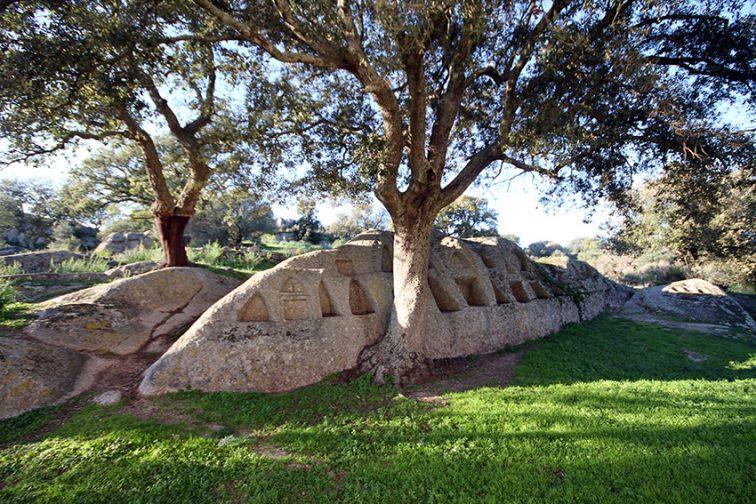 viaggio a oschiri: altare santo stefano